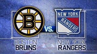 Image result for boston bruins rangers
