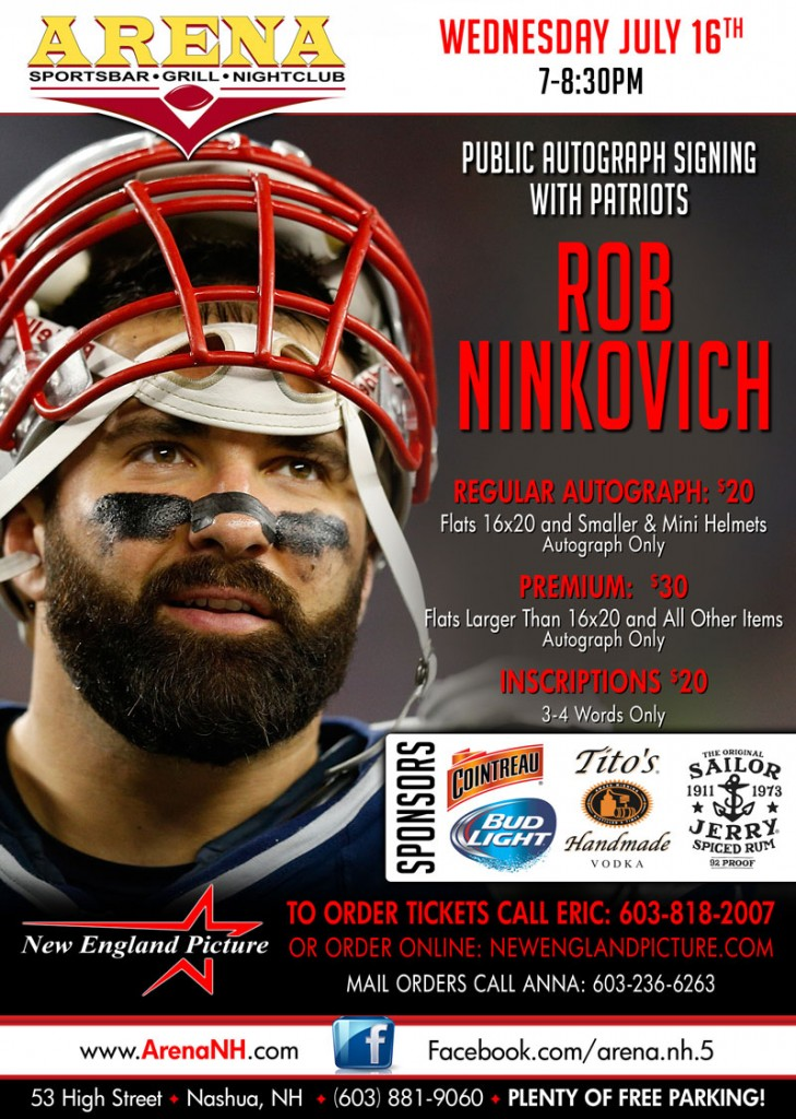 Rob-Ninkovich-Arena-Sports-Bar_Celebrity-Sports-Appearances